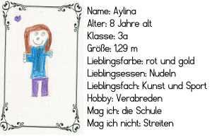 Steckbrief Aylina